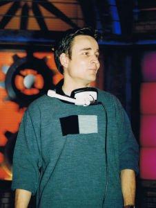 Chauffeur de Salle pour le Bigdil animé par Vincent Laga'f entre 2001 et 2004